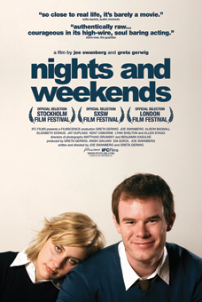 Nights and Weekends Poster #1