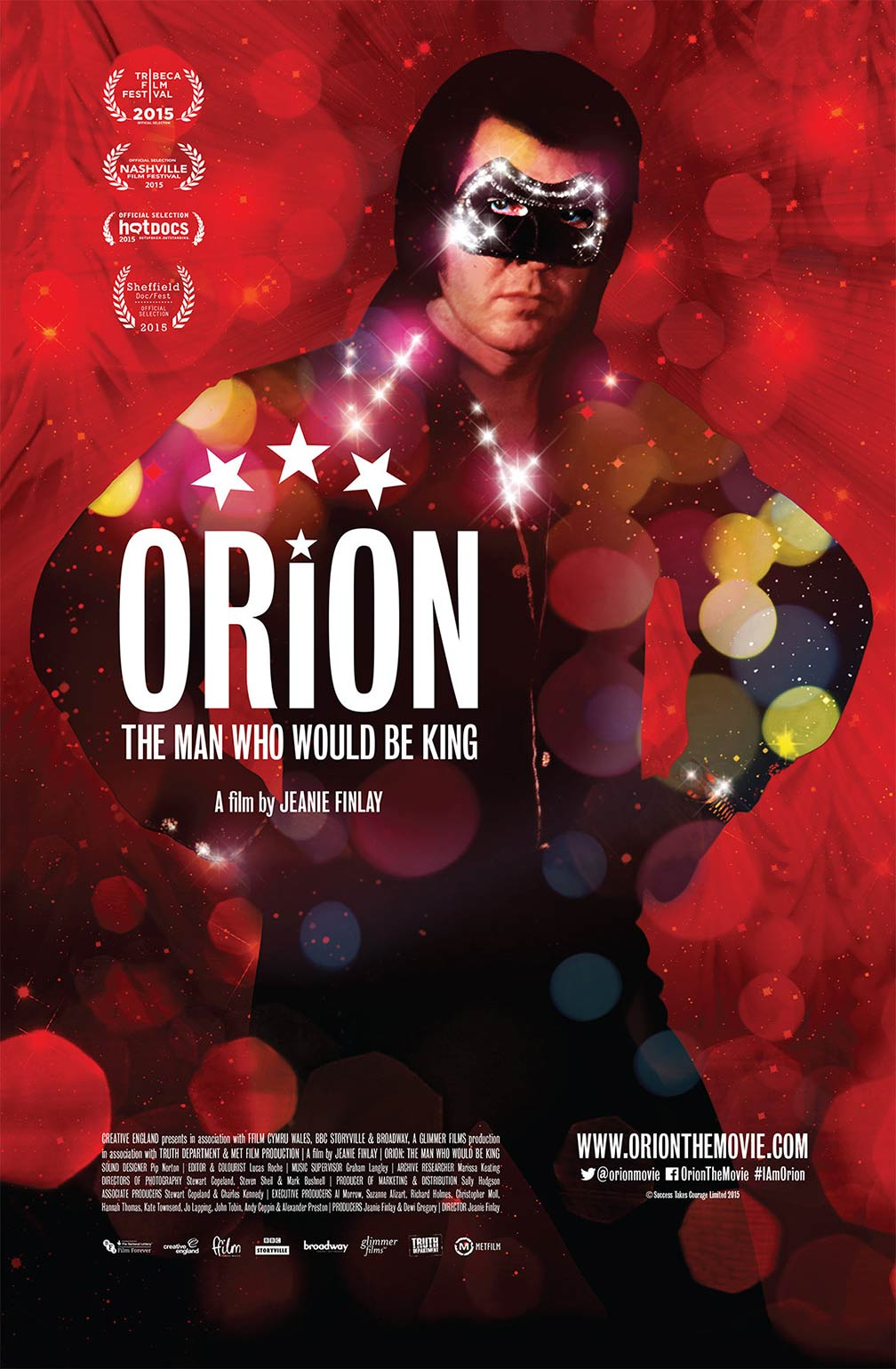Orion: The Man Who Would Be King Poster #1