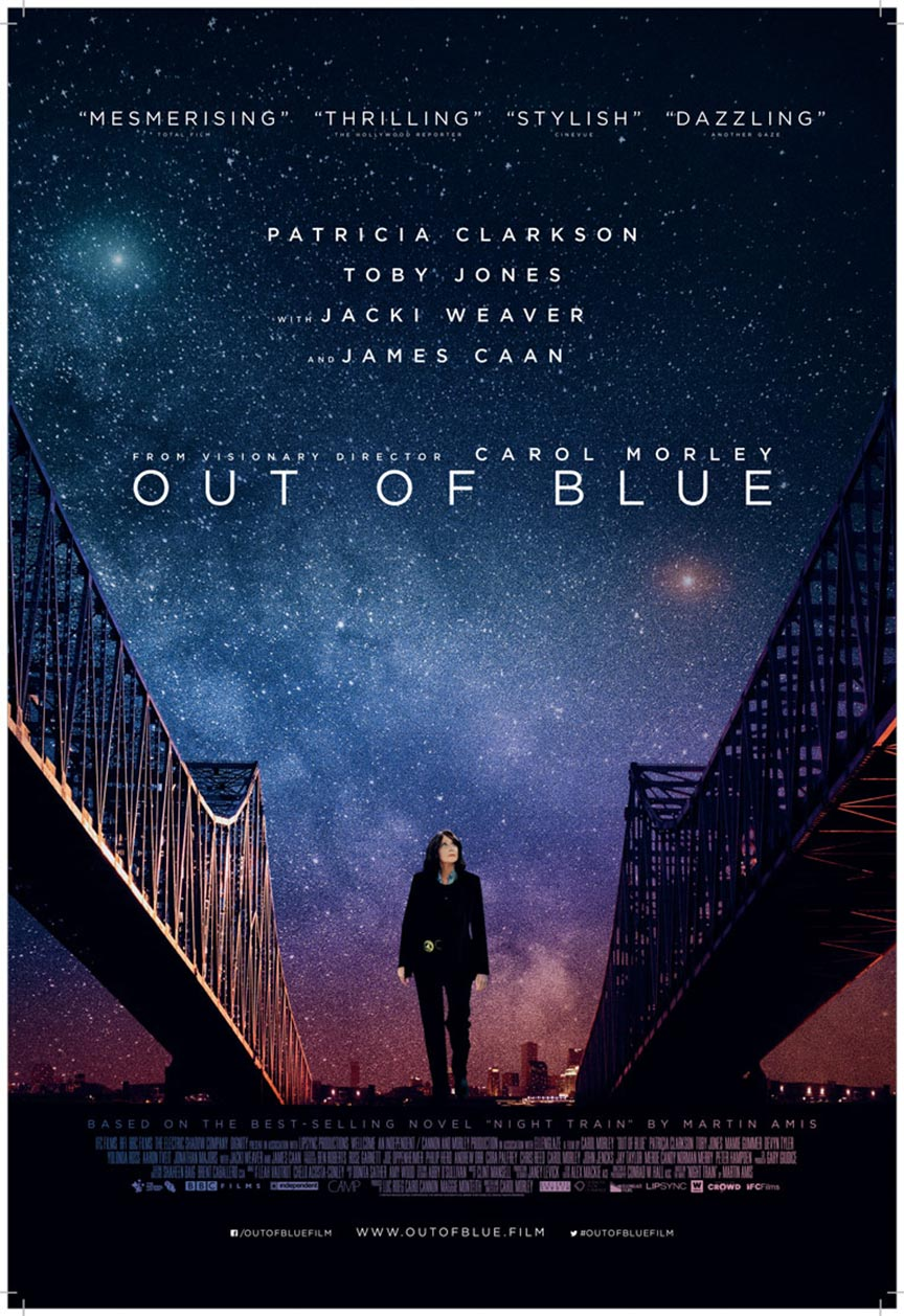 Out of Blue Poster #1