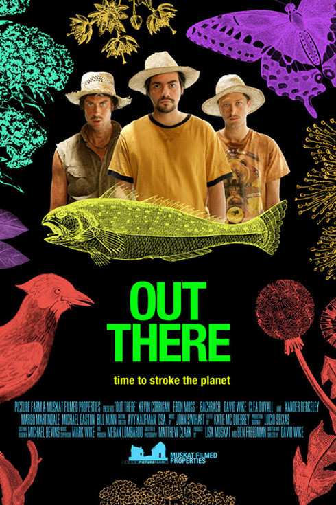 Out There Poster #1