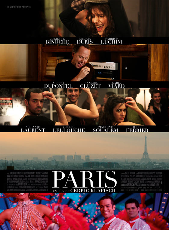 Paris Poster #1