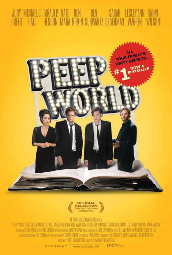 Peep World Poster #1
