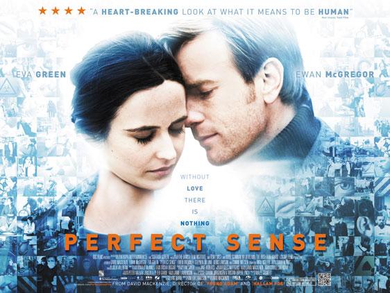 Perfect Sense Poster #2