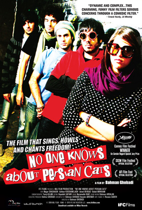 No One Knows About Persian Cats Poster #1