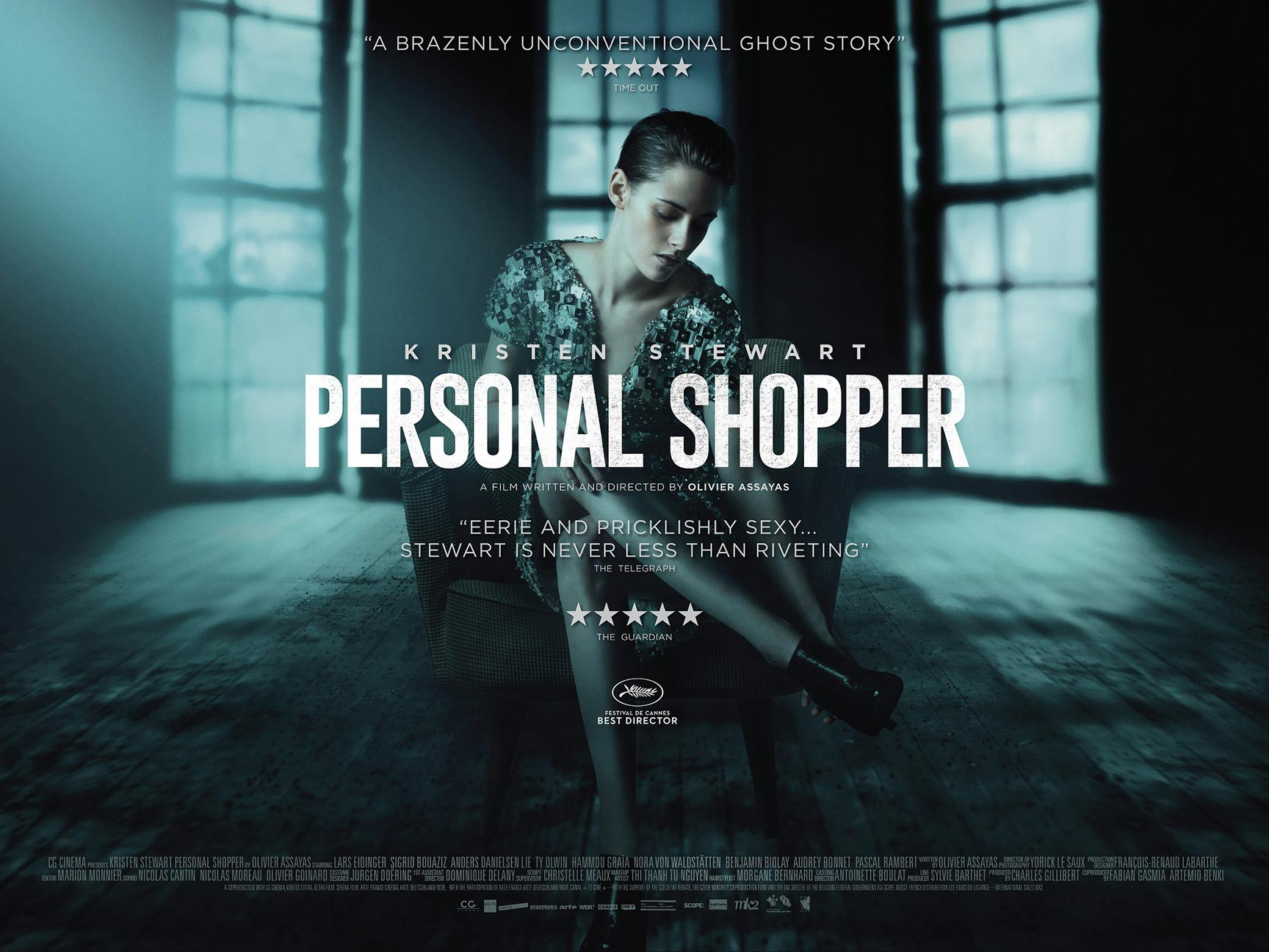 Personal Shopper Poster #4