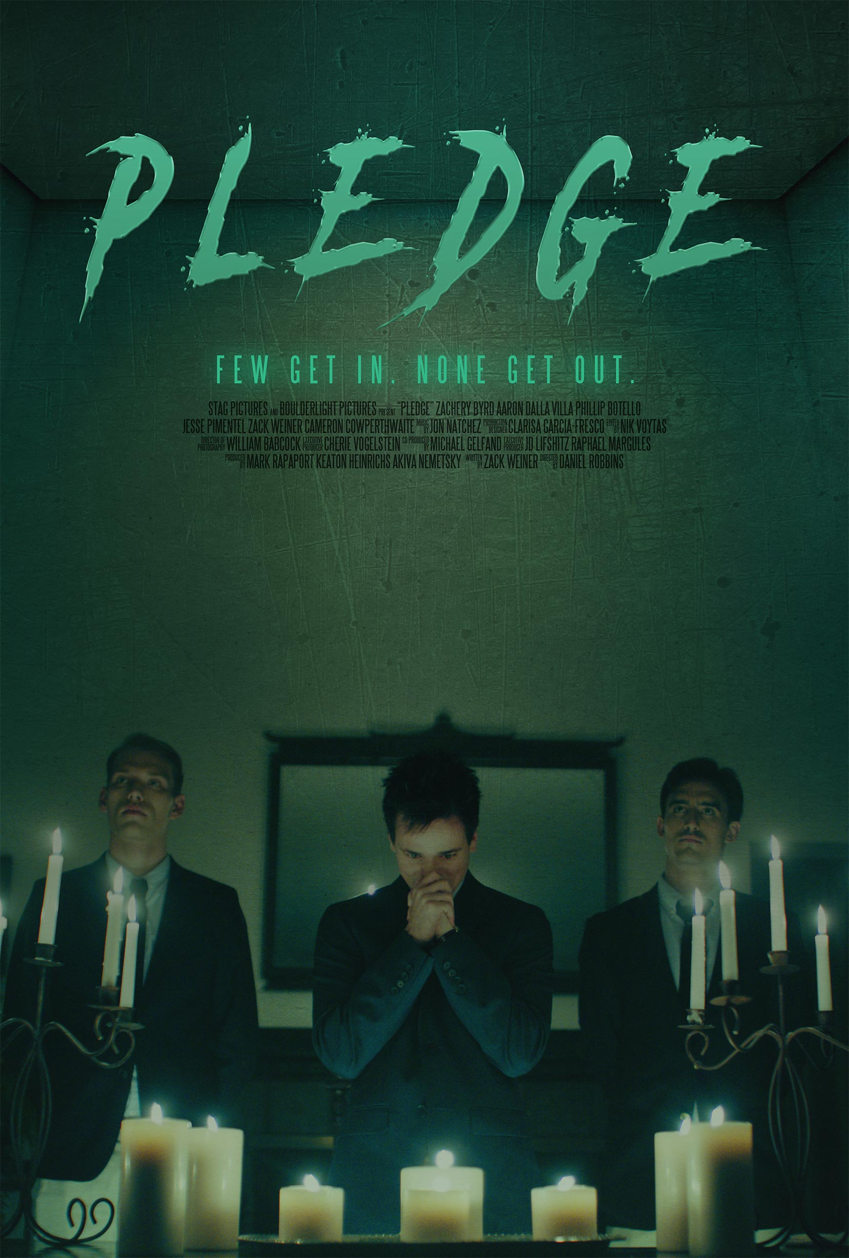 Pledge Poster #1