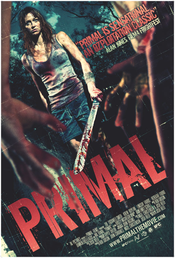 Primal Poster #1