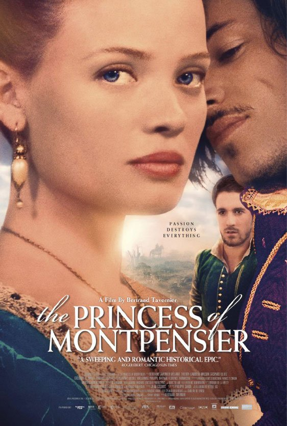 The Princess of Montpensier Poster #1