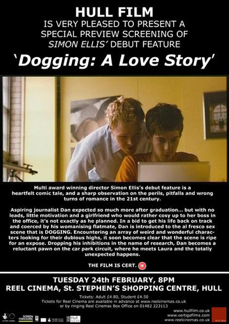 Public Sex (Dogging: A Love Story) Poster #1