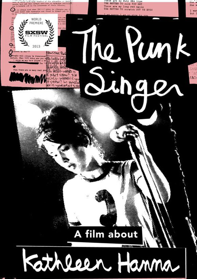 The Punk Singer Poster #1
