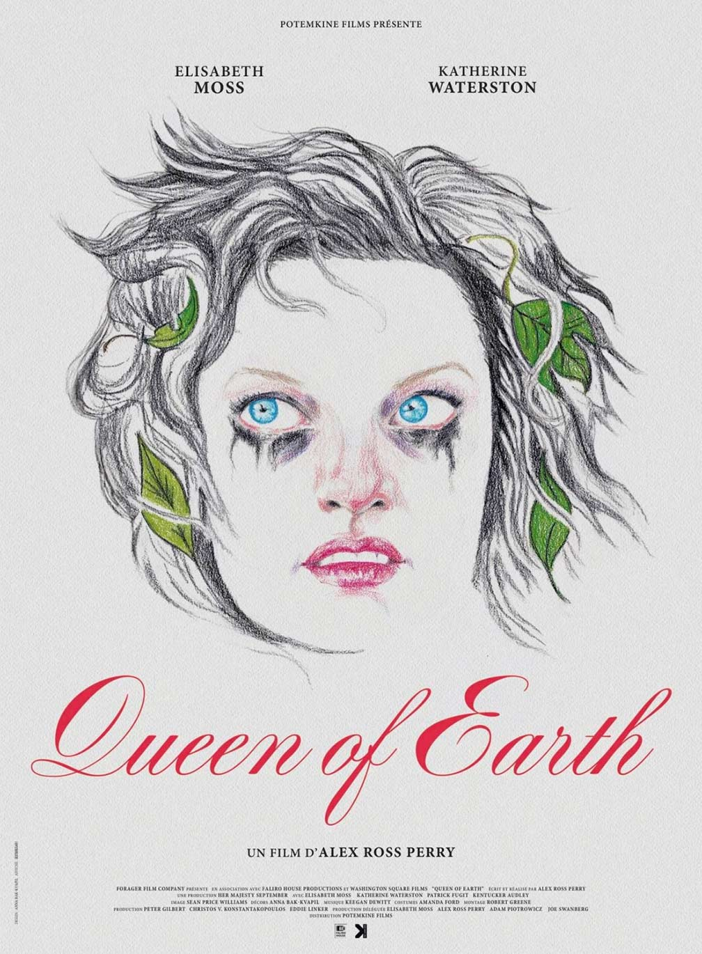 Queen of Earth Poster #1