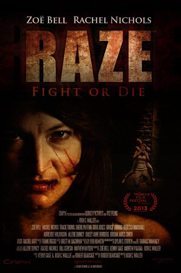 Raze Poster #1
