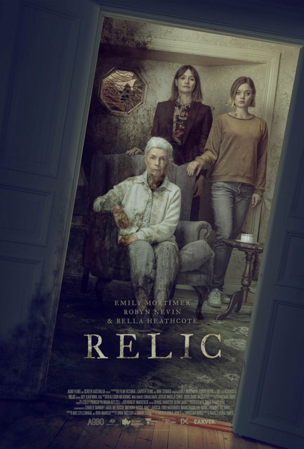 Relic Poster #1