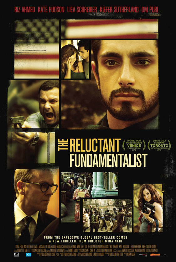 The Reluctant Fundamentalist Poster #2