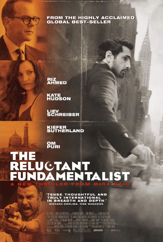 The Reluctant Fundamentalist Poster #1