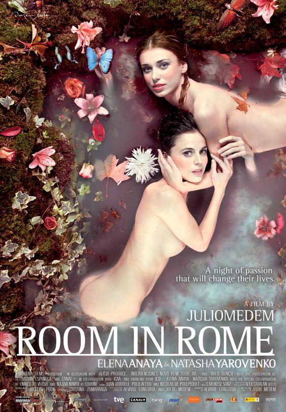 Room in Rome (Habitación en Roma) Poster #2