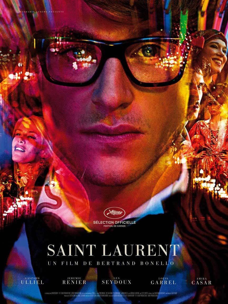 Saint Laurent Poster #3