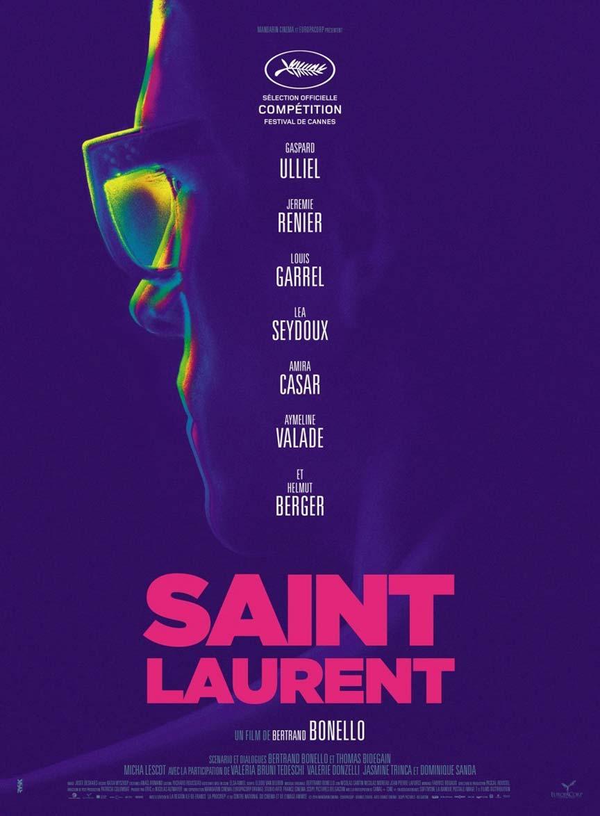 Saint Laurent Poster #4