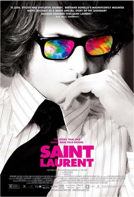 Saint Laurent Poster #1