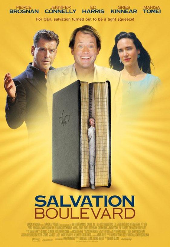 Salvation Boulevard Poster #1