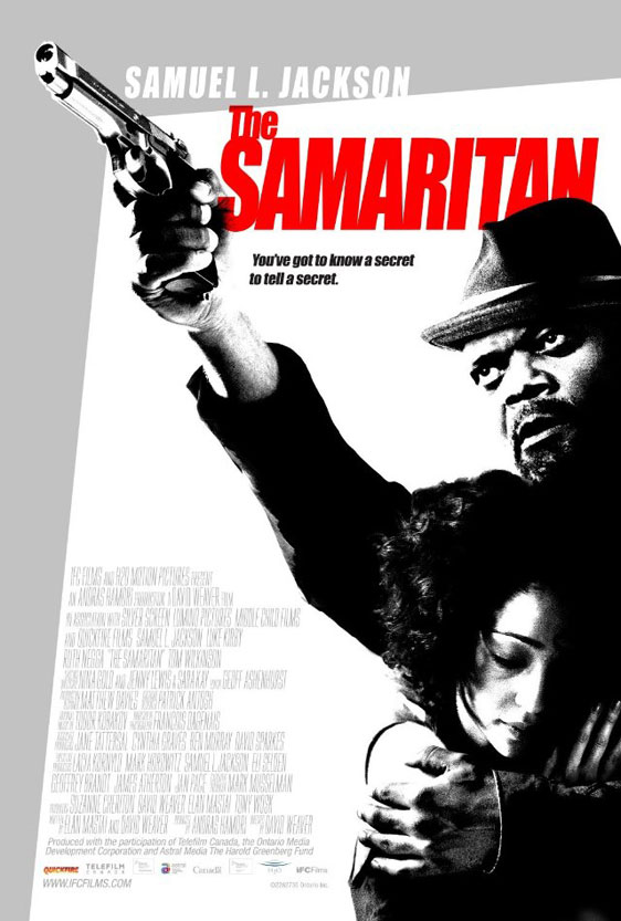 The Samaritan Poster #1