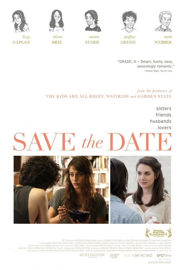 Save the Date Poster #1