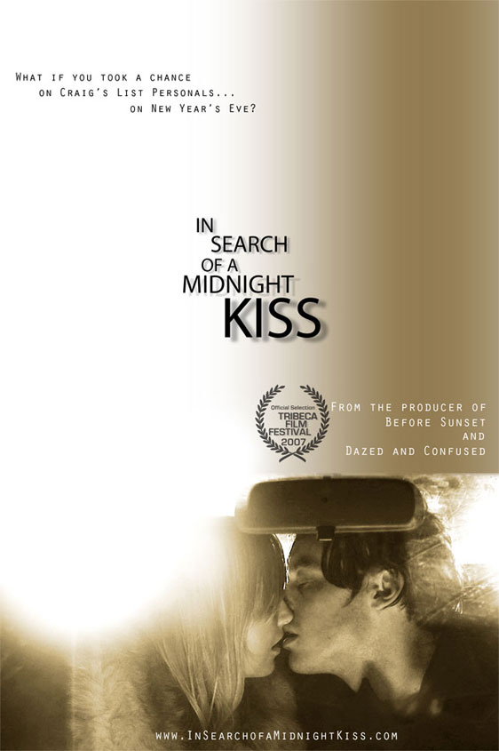 In Search of a Midnight Kiss Poster #1