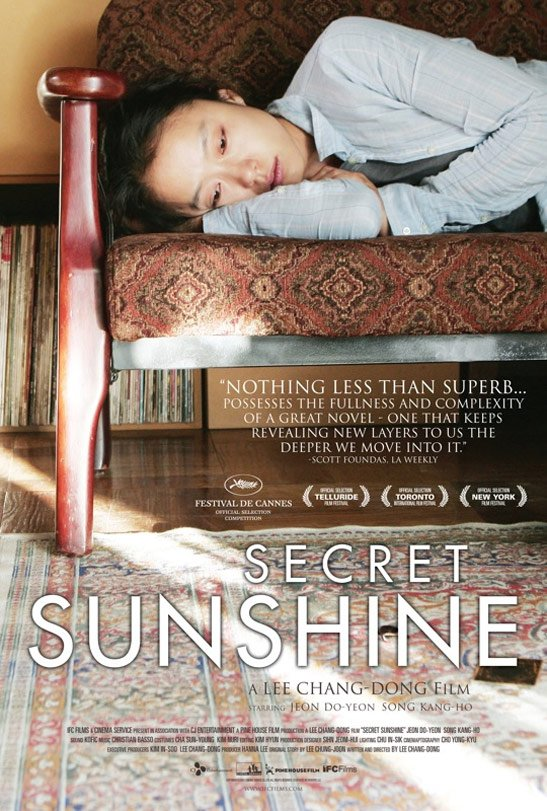 Secret Sunshine Poster #1