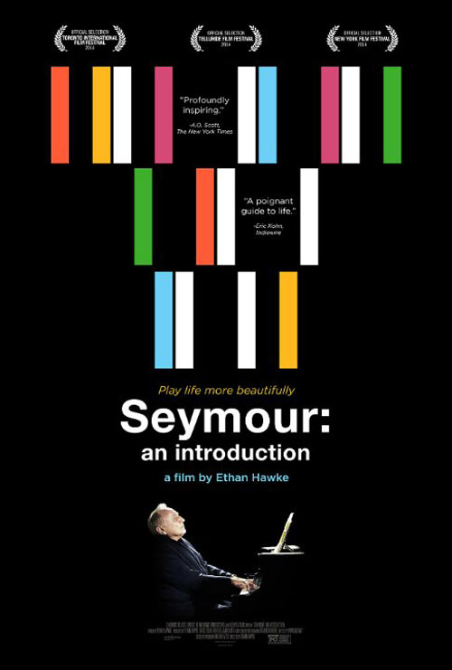 Seymour: An Introduction Poster #1
