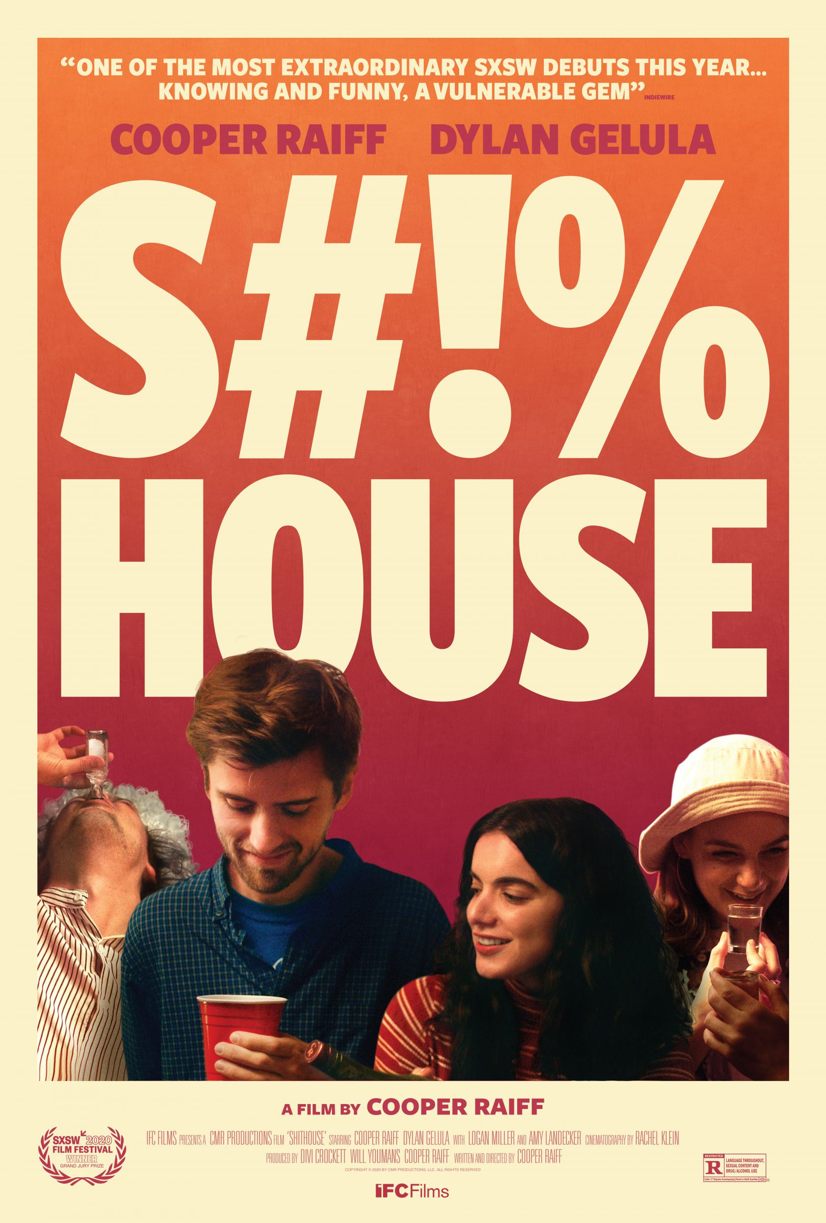 Shithouse Poster #1
