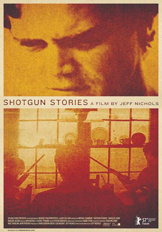 Shotgun Stories Poster #2