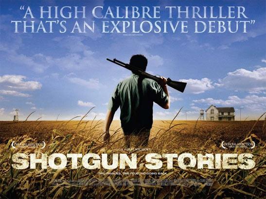 Shotgun Stories Poster #1