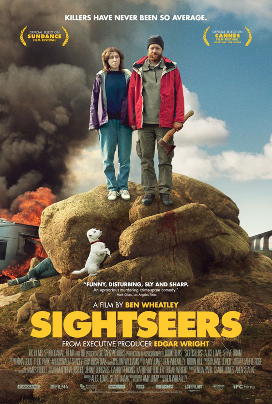 Sightseers Poster #10