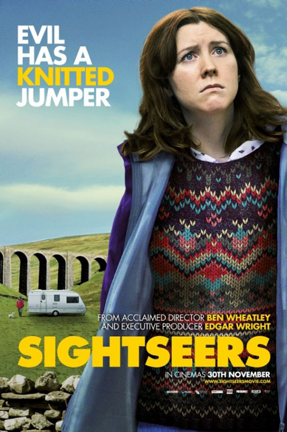 Sightseers Poster #6
