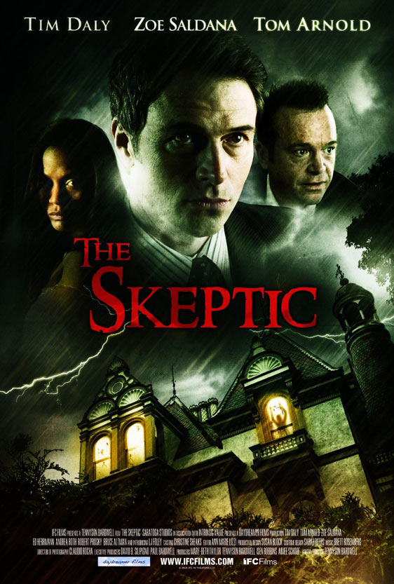 The Skeptic Poster #1