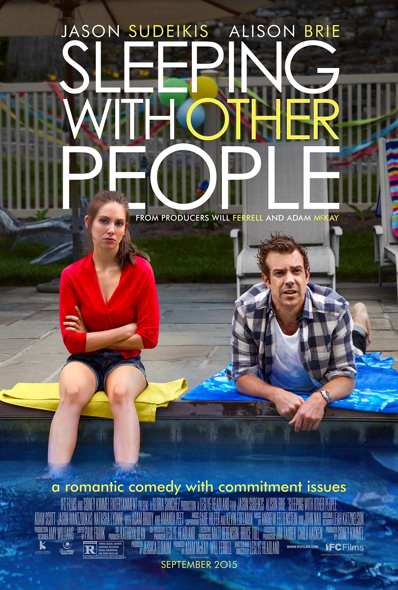 Sleeping With Other People Poster #1
