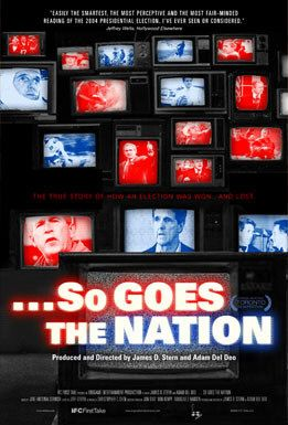 ...So Goes the Nation Poster #1