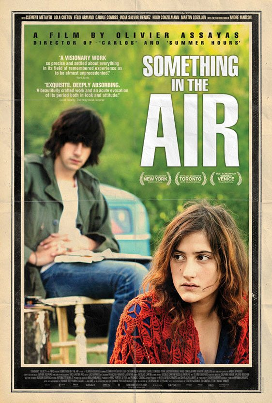 Something in the Air Poster #1
