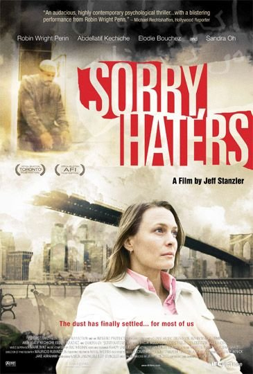 Sorry, Haters Poster #1