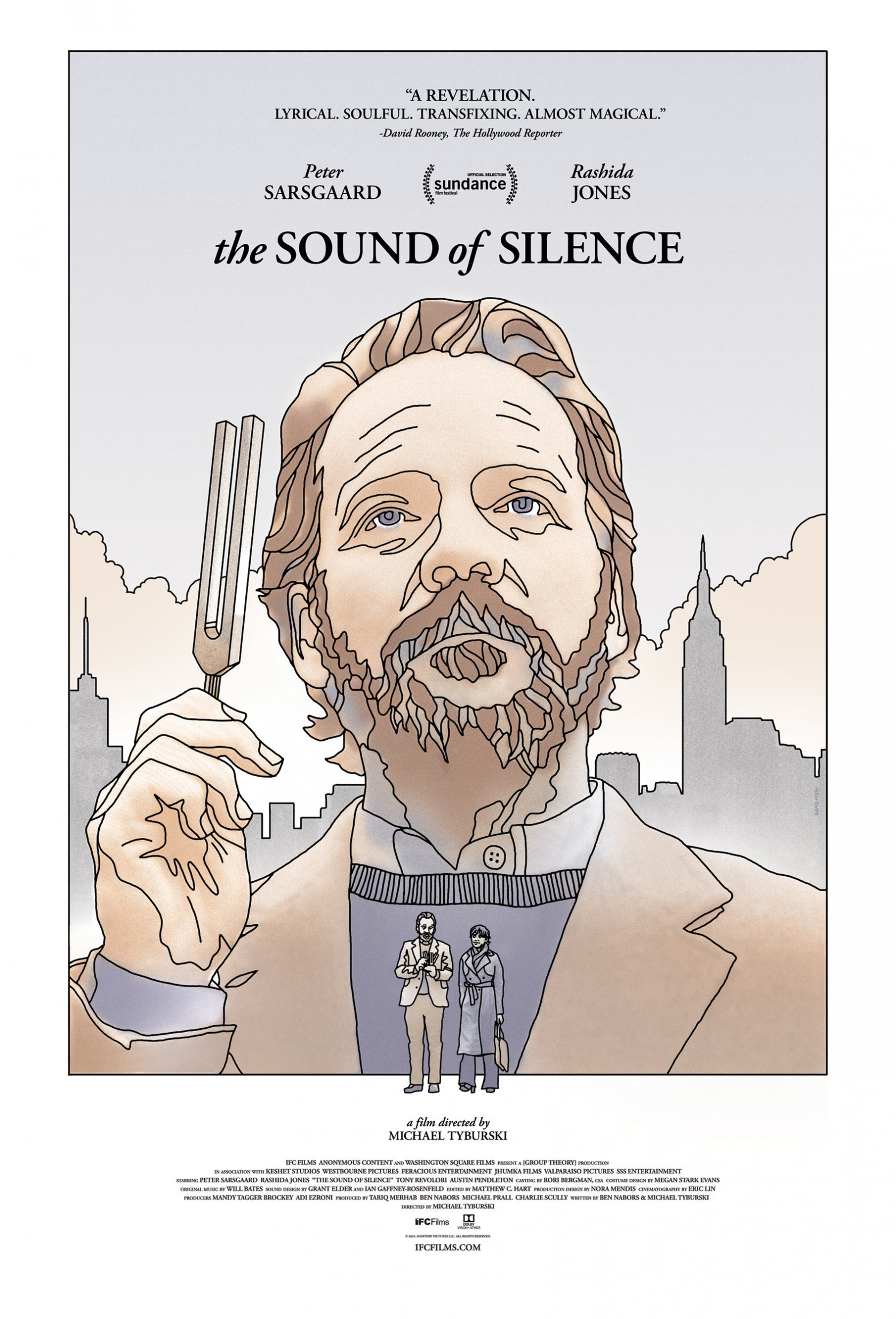 The Sound of Silence Poster #1