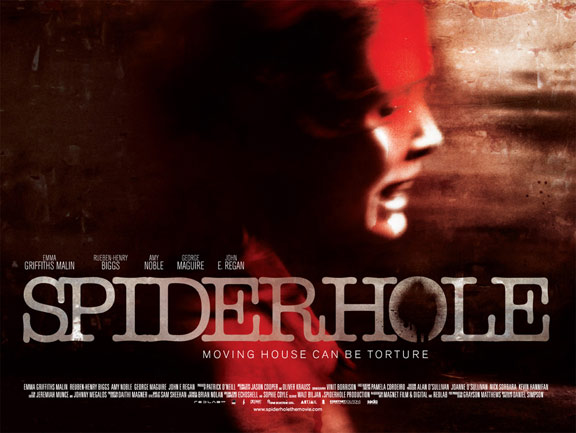 Spiderhole Poster #1