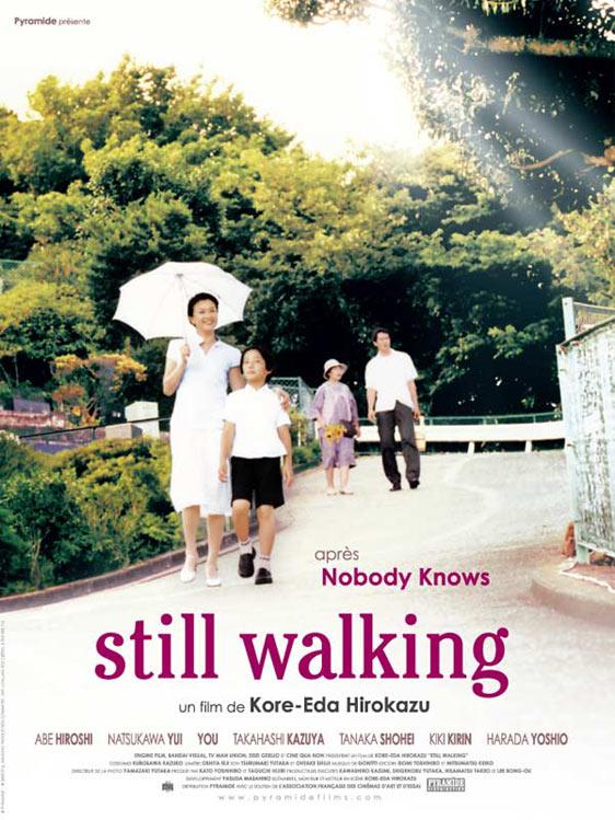 Still Walking (Aruitemo aruitemo) Poster #1