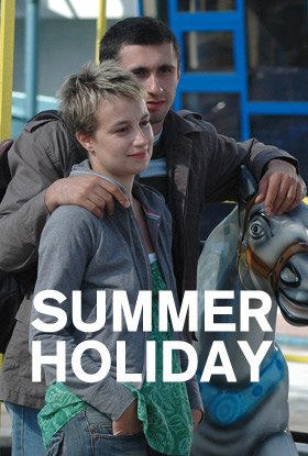 Summer Holiday Poster #1