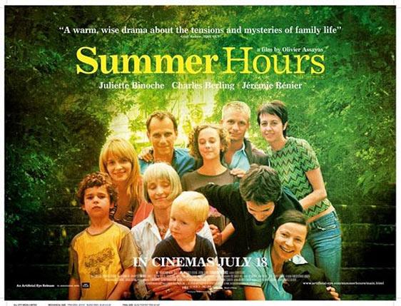 Summer Hours (L' Heure d'été) Poster #2