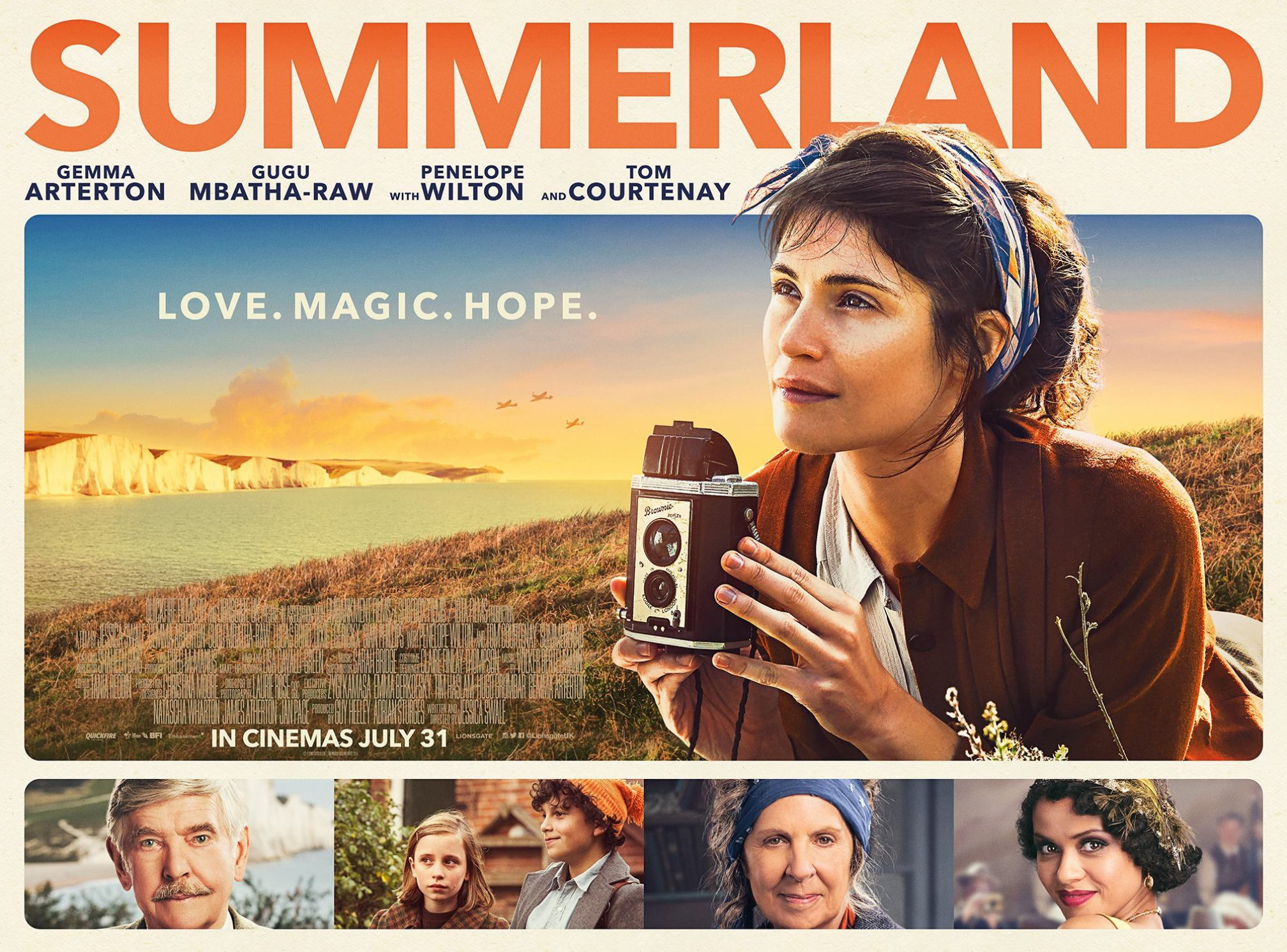 Summerland Poster #1