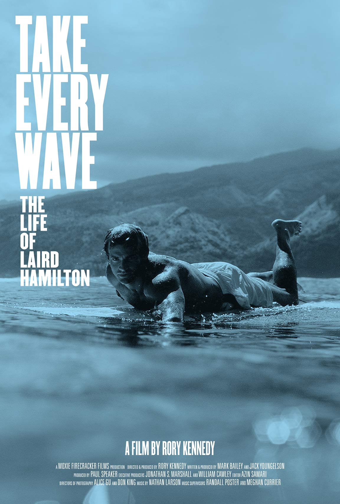 Take Every Wave: The Life of Laird Hamilton Poster #1