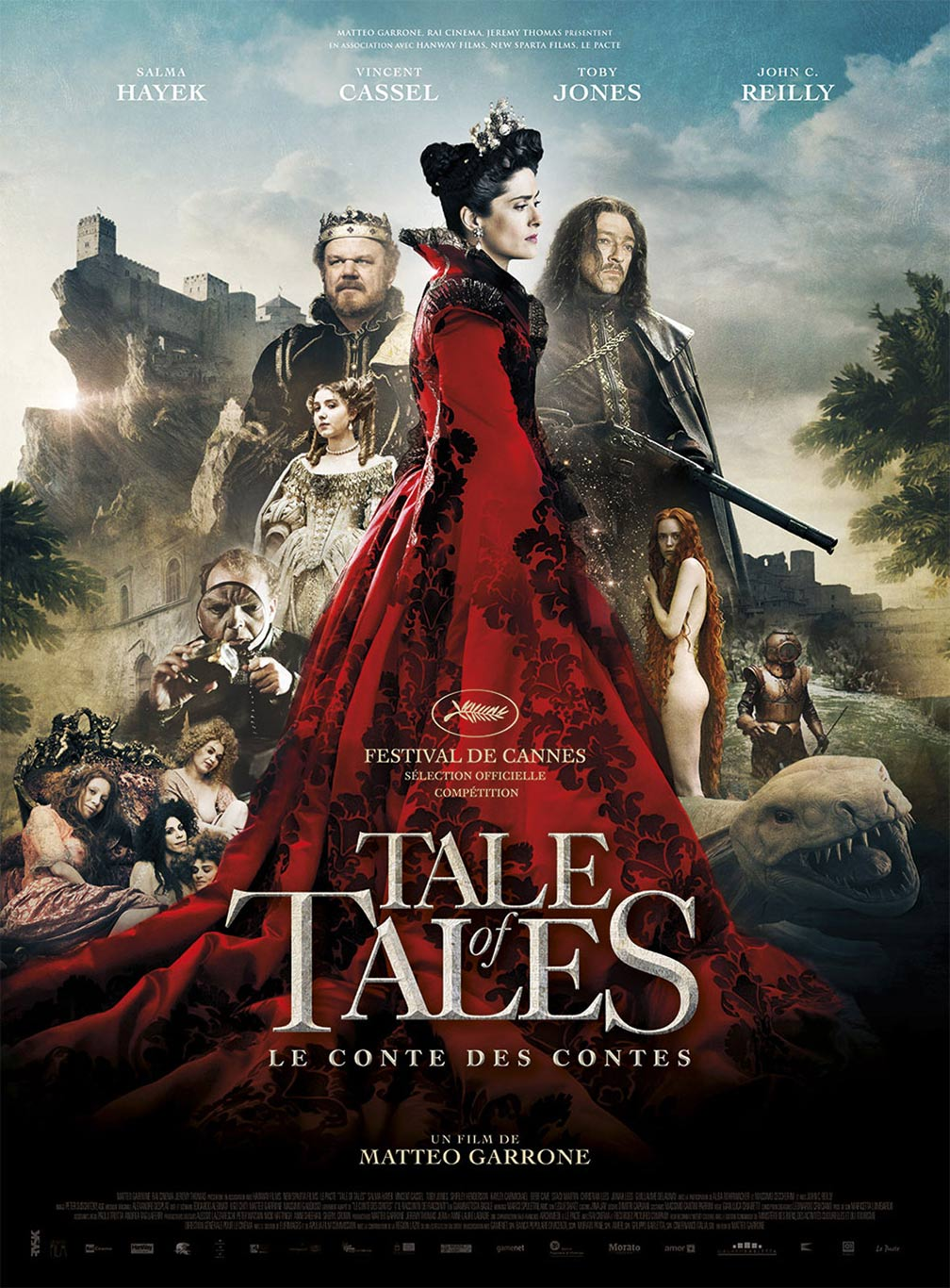 Tale of Tales Poster #1