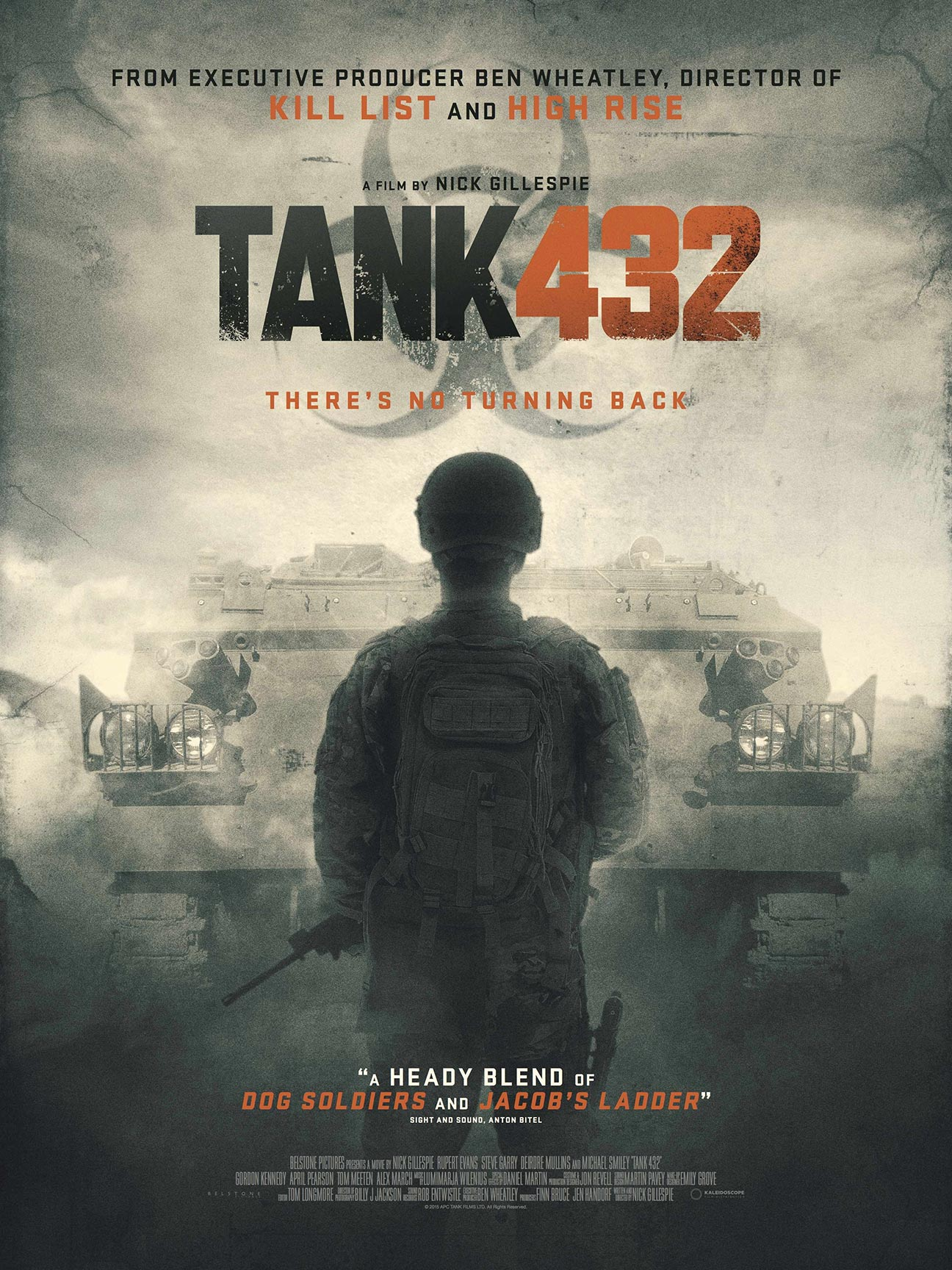 Tank 432 Poster #1