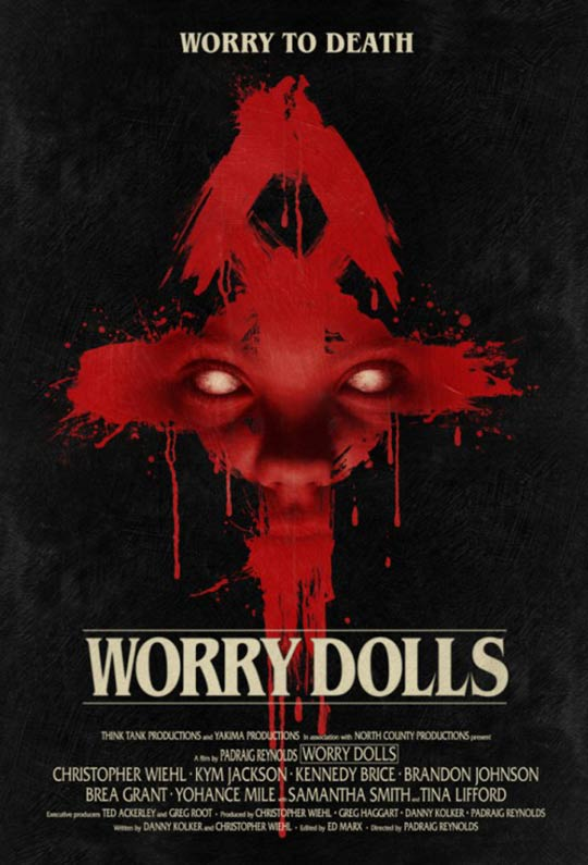 The Devil's Dolls Poster #2
