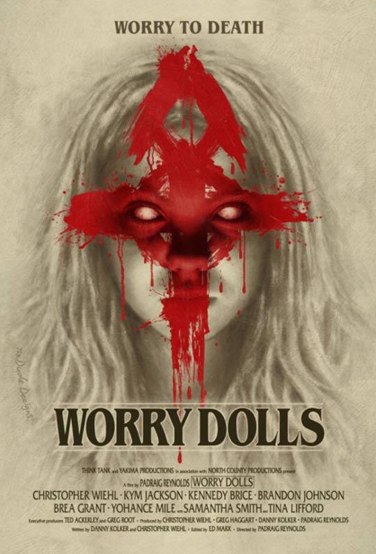 The Devil's Dolls Poster #3